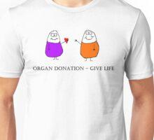 Donate Organs Unisex T-Shirt