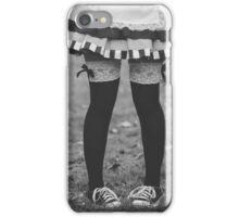 Alice's Tights iPhone Case/Skin