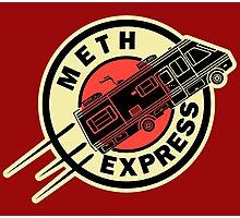 Meth Express Photographic Print