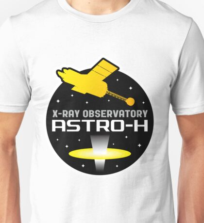ASTRO-H (NeXT) X-Ray Telescope Program Logo Unisex T-Shirt