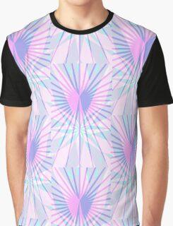 Geometric flower (or star?) Graphic T-Shirt