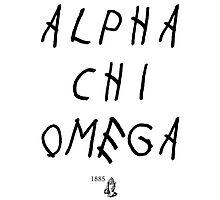 Drake Alpha Chi Omega by hforhood