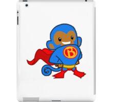 Super Monkey iPad Case/Skin