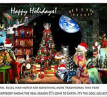 Merry Sci Fi Christmas! by Nadya Johnson
