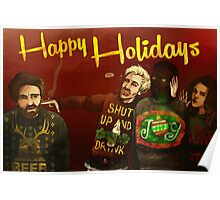 Happy Ugly Sweater Days! Poster
