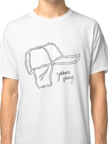 Who Wrote Holden Caulfield? Classic T-Shirt