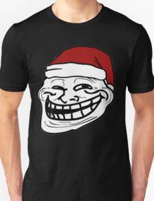 Christmas Troll Face - Meme Unisex T-Shirt