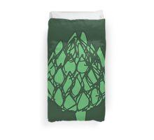 Green Artichoke!  Duvet Cover