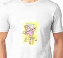Coloring My World Unisex T-Shirt