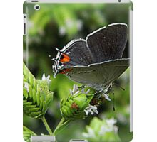 Flower with wings iPad Case/Skin