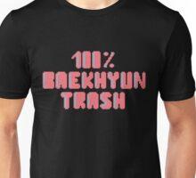 100% Baekhyun trash Unisex T-Shirt
