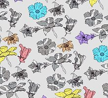Floral Pattern by James McKenzie