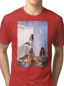 TAETISEO - DEAR SANTA Tri-blend T-Shirt