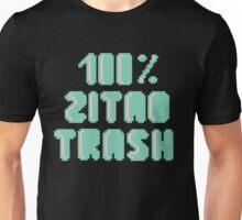 100% Zitao trash Unisex T-Shirt