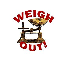 Weigh Out Of Sight Photographic Print