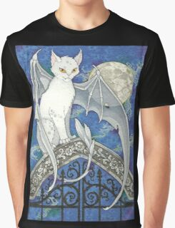 The Watcher at the Gate Graphic T-Shirt