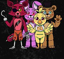 Welcome - Five nights at Freddy's by Design4You