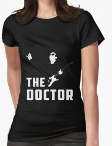 Doctor Who - The Doctor Womens Fitted T-Shirt