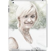 Gercke - Colored Pencil Art iPad Case/Skin