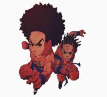 The Boondocks|Dragon Ball Z by MP17