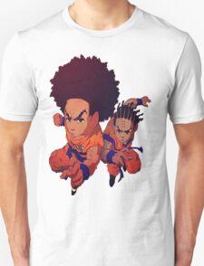 The Boondocks|Dragon Ball Z T-Shirt