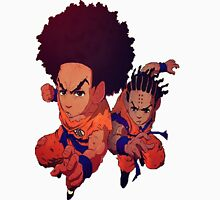 The Boondocks|Dragon Ball Z Unisex T-Shirt