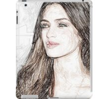 Gtres - Colored Pencil Art iPad Case/Skin