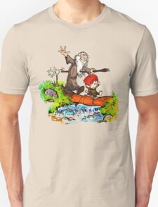 Gandalf and Bilbo T-Shirt
