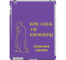 The Cult of Exogamy  iPad Case/Skin
