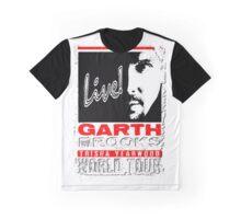Garth Brooks Tour AMR (1) Graphic T-Shirt