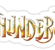 Thundercats Logo Sticker