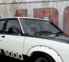 SLR 5000 Torana Sticker