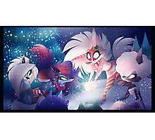 Werewolf Holiday Photographic Print