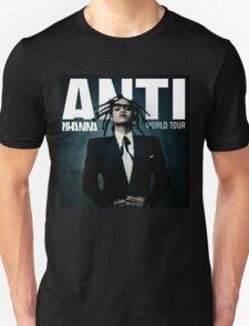 Anti Rihanna Tour - D Unisex T-Shirt