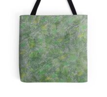 Holo with Leaves Tote Bag
