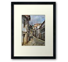 As Hortas Framed Print