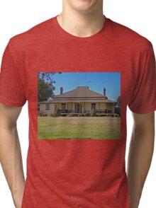 Homestead, Allora, Queensland, Australia Tri-blend T-Shirt