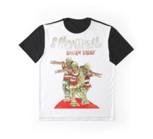 of Montreal Tour AMR Graphic T-Shirt