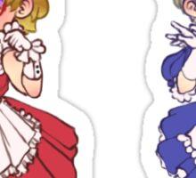 PruCan neko maids Sticker