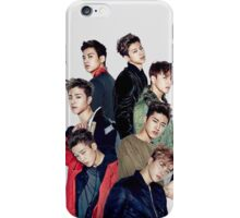 iKON whats wrong iPhone Case/Skin