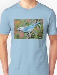 Blue Tanager Unisex T-Shirt