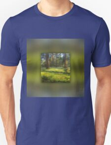 Clean Water Thanks to the Forest Rippling Abstract T-Shirt