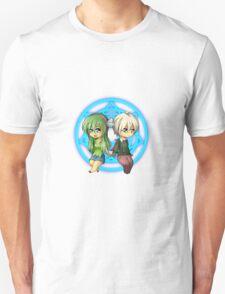 Damian + Nora Chibi Unisex T-Shirt