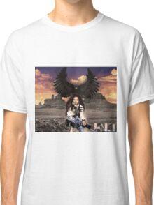 Janet, Desert Black Eagle Classic T-Shirt