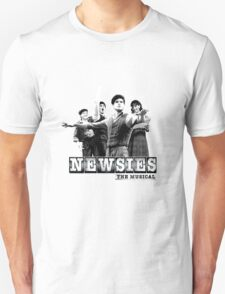 I just really like newsies ok T-Shirt