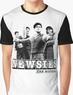 I just really like newsies ok Graphic T-Shirt