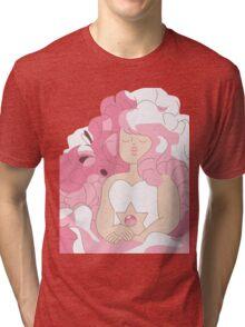 Rose Portrait - Steven Universe Tri-blend T-Shirt