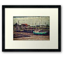 Port Maitland Framed Print