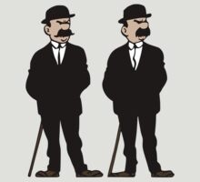 Thomson & Thompson by Grant McDougall