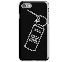 CAUTION: Contents Under Pressure iPhone Case/Skin